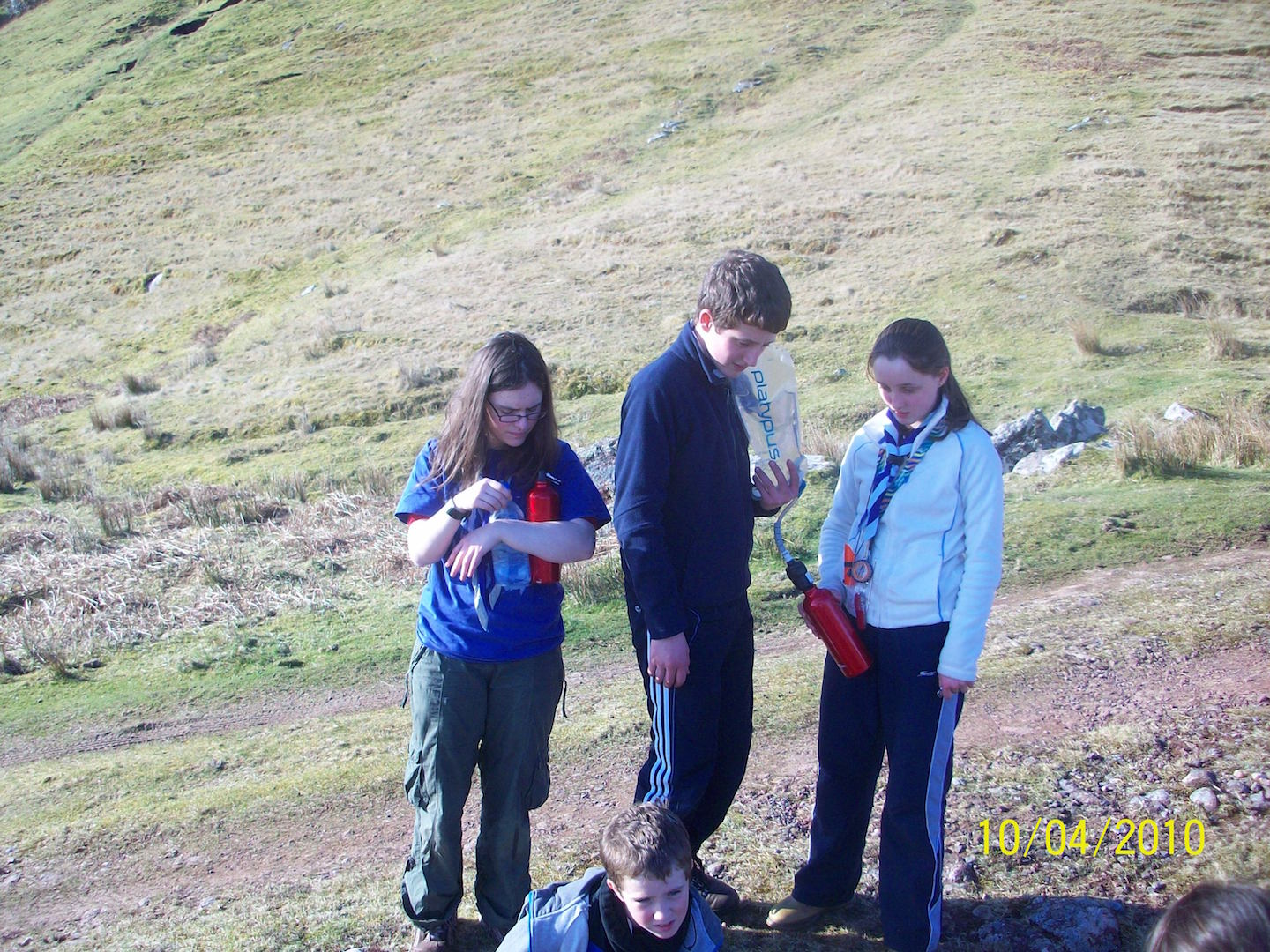 scouts on the pocan april 2010 014