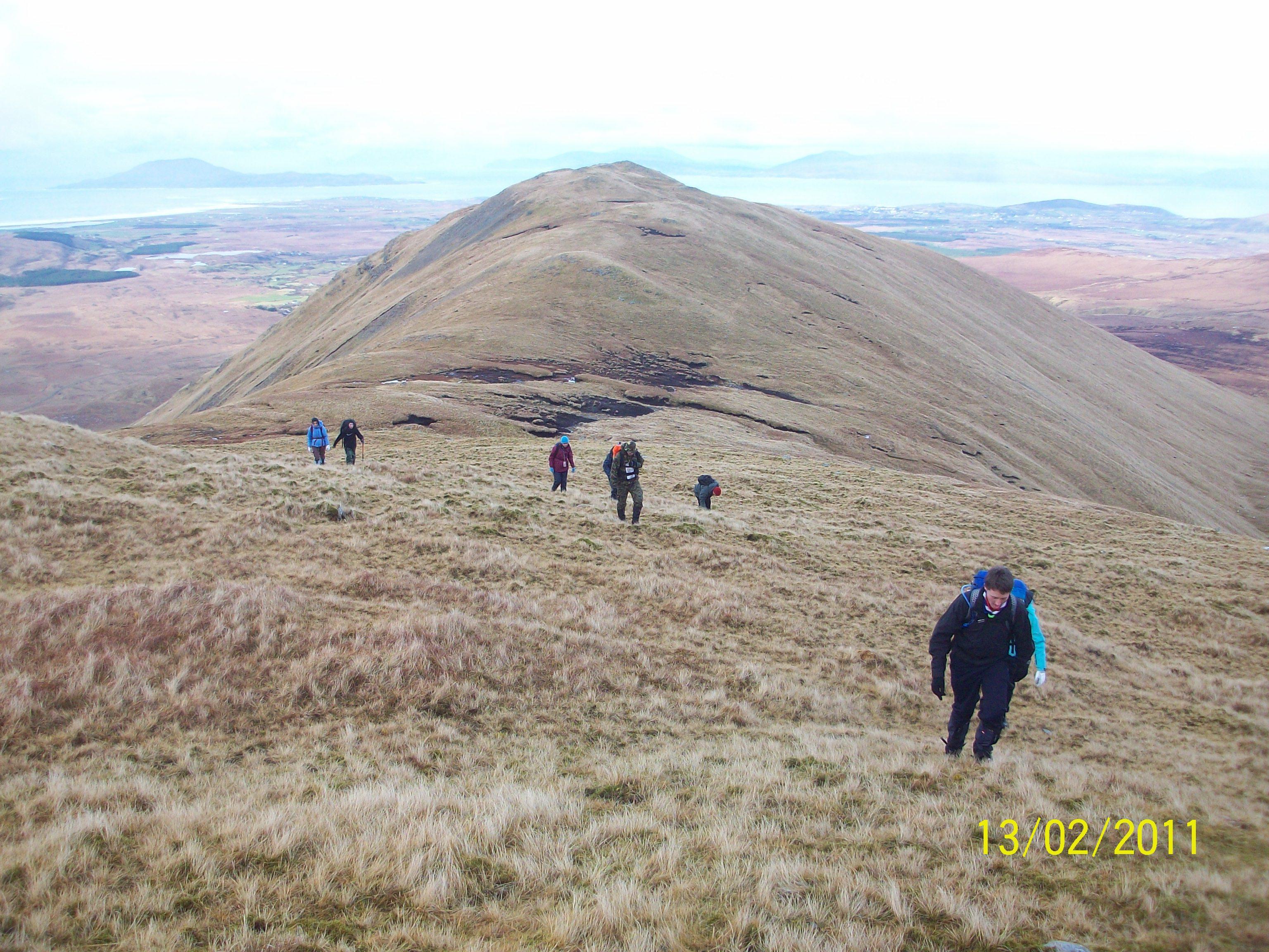 Sheefrey Hills hike 13-02-11 026