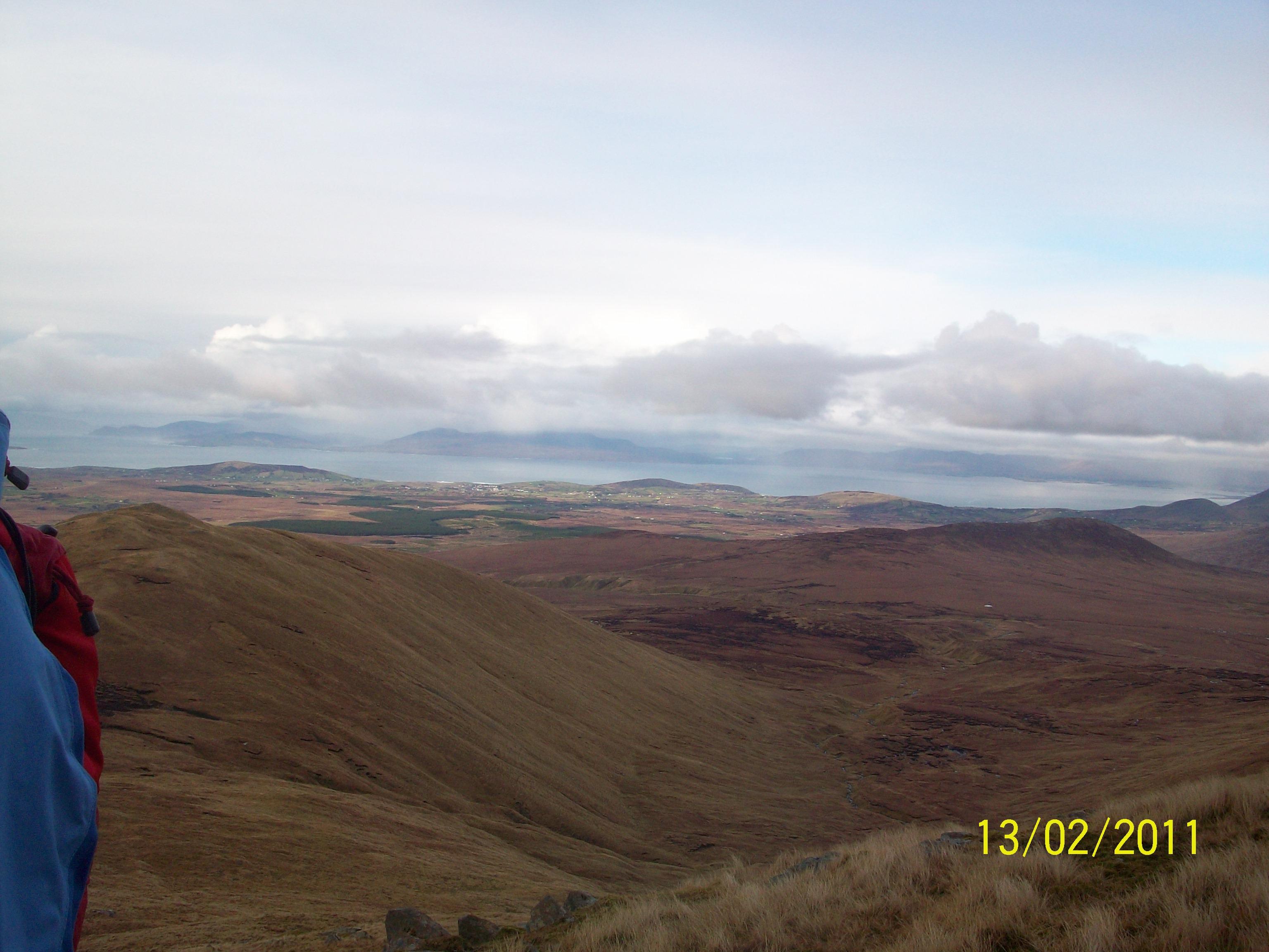 Sheefrey Hills hike 13-02-11 034