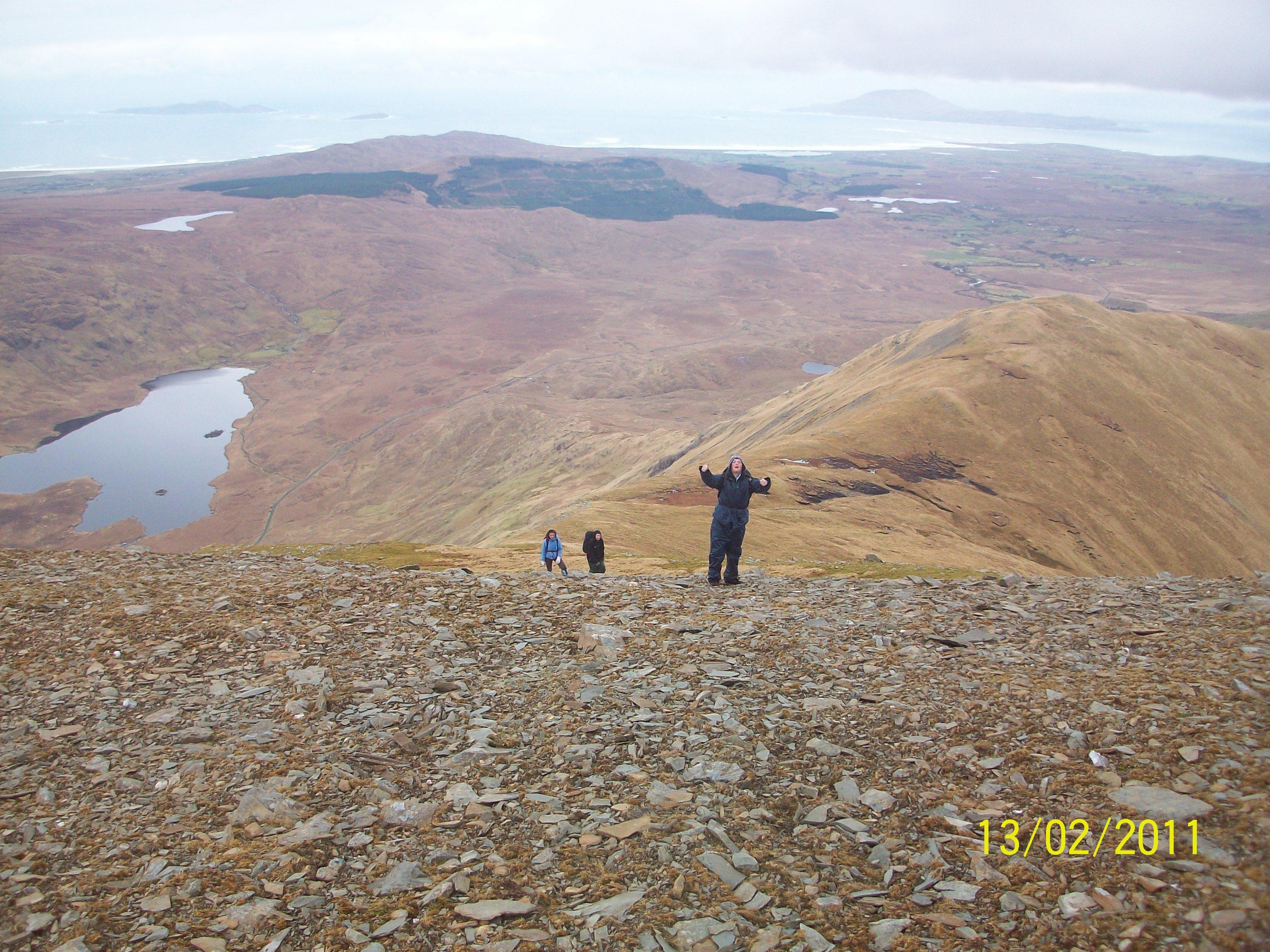 Sheefrey Hills hike 13-02-11 043
