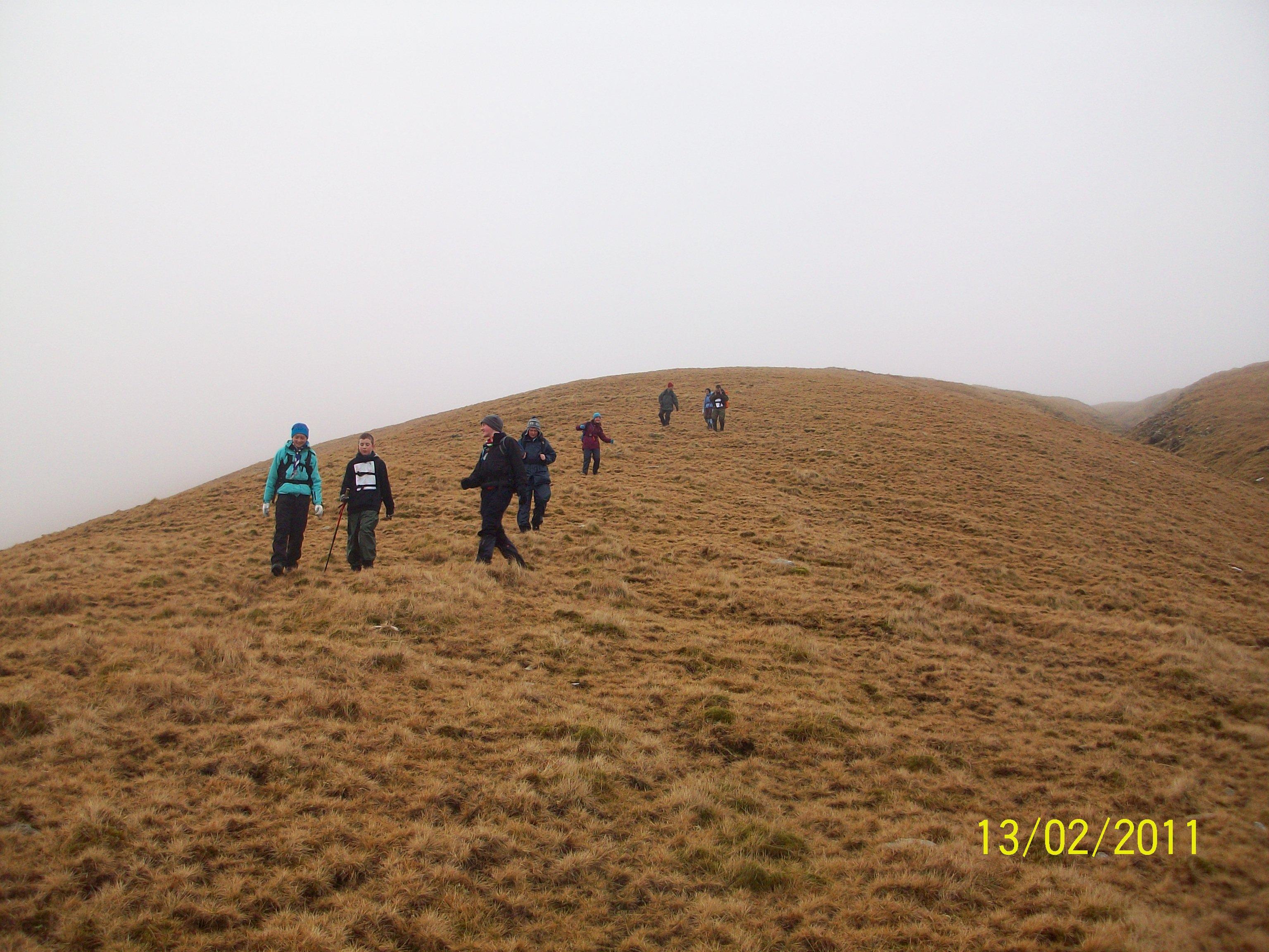 Sheefrey Hills hike 13-02-11 047