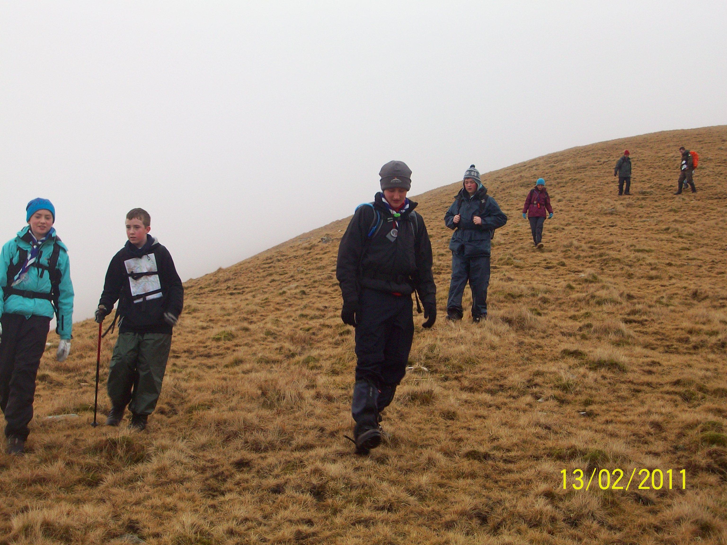 Sheefrey Hills hike 13-02-11 048