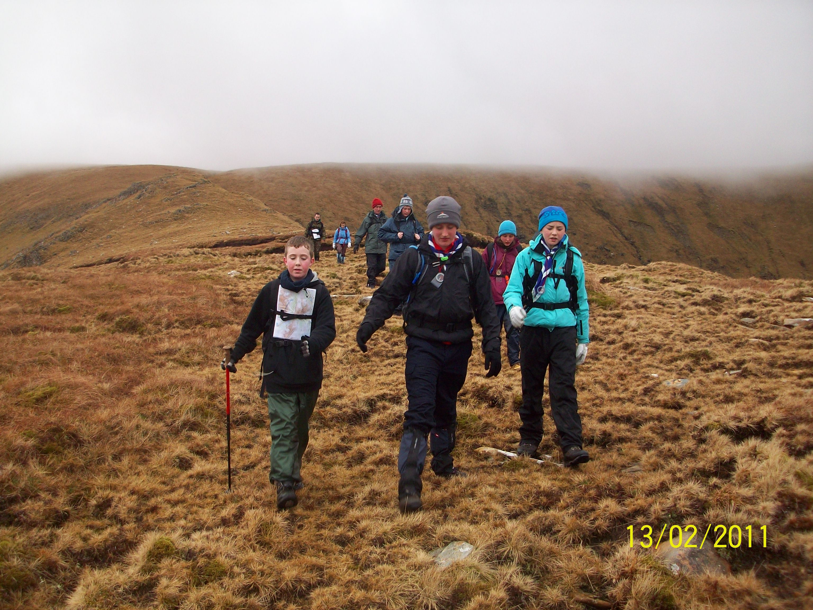 Sheefrey Hills hike 13-02-11 052