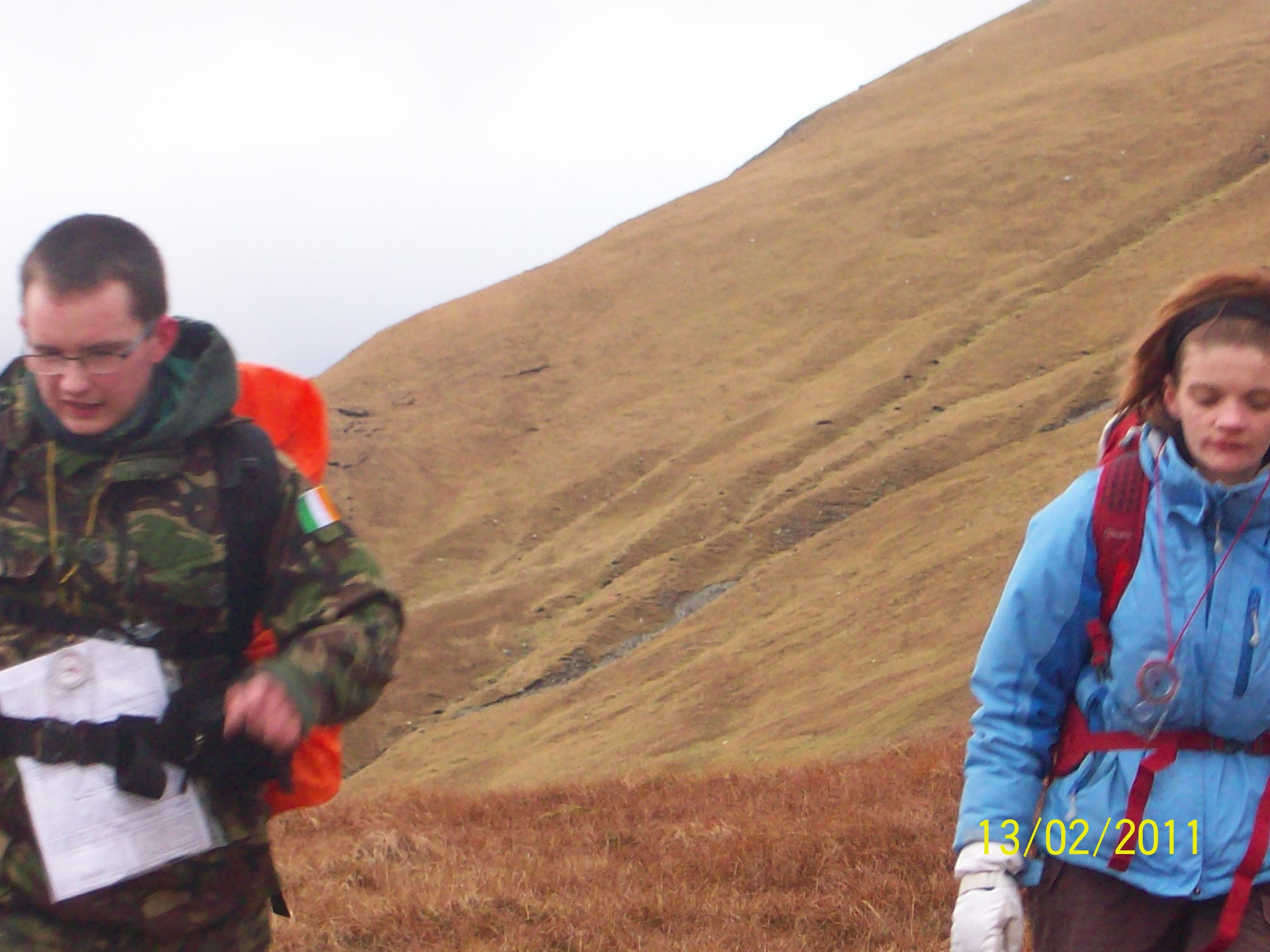 Sheefrey Hills hike 13-02-11 054
