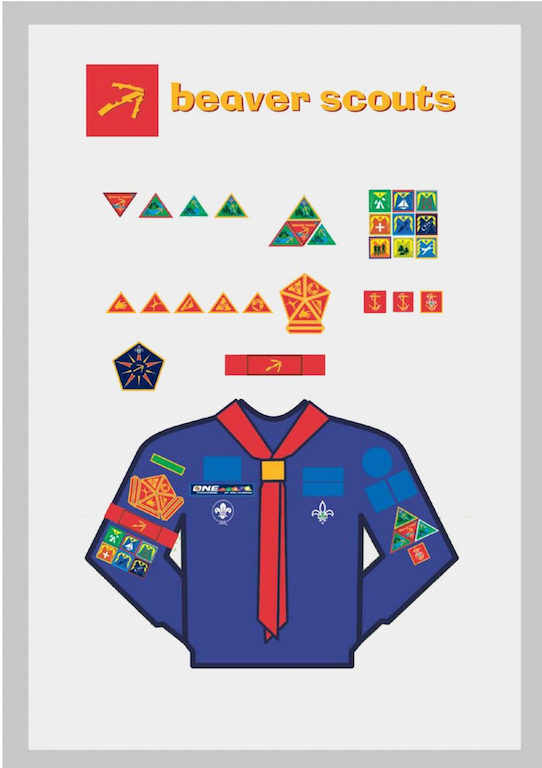 Beaver Scout Uniform (1)