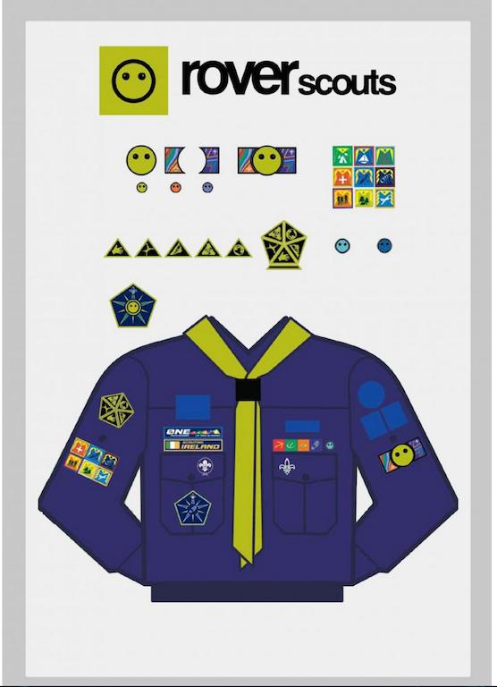 Rover Scout Uniform